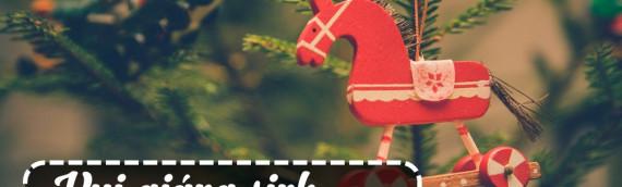 Vui Giáng Sinh Không Quên Học Tập