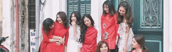 Lựa chọn trang phục Tết Nguyên Đán đẹp và phù hợp nhất