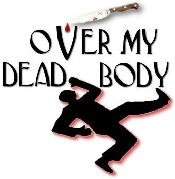 Học tieng Anh giao tiep - Over my dead body