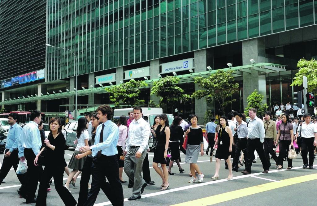 Làm việc sau tốt nghiệp ở Singapore cùng EFA Việt Nam