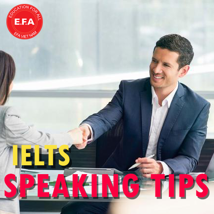 Tips for a successful IELTS Speaking test