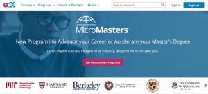 học trực tuyến với edX