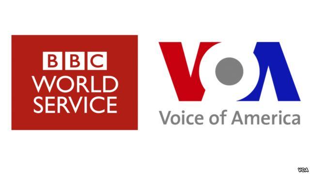BBC và VOA...