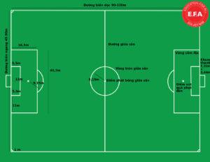 từ vựng bóng đá trong tiếng Anh