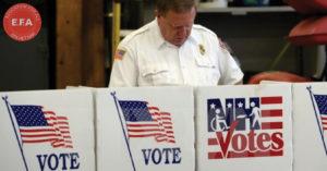 từ vựng liên quan tới bầu cử